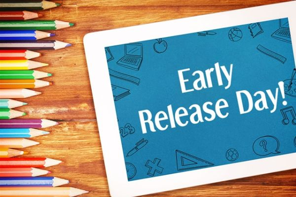 Friday, October 26th - Early Release @ 12:50 pm