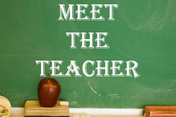 Meet the Teacher  Tuesday, 8/8   5:00-6:30pm