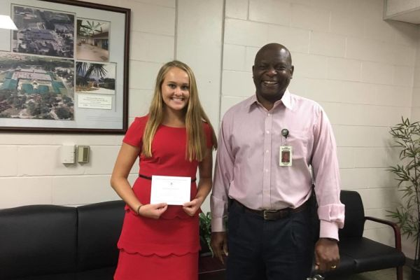 Suwannee High Student Receives National Merit Letter of Commendation