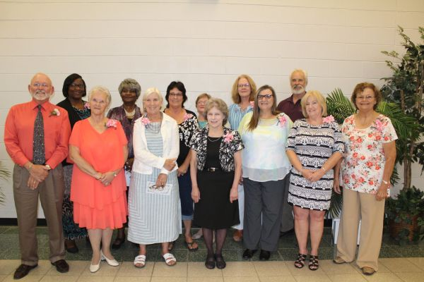 SCSD Honors Retirees