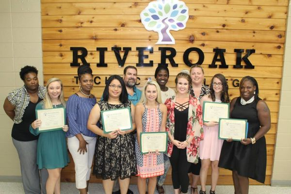 RIVEROAK Graduates 11 Phlebotomy Students