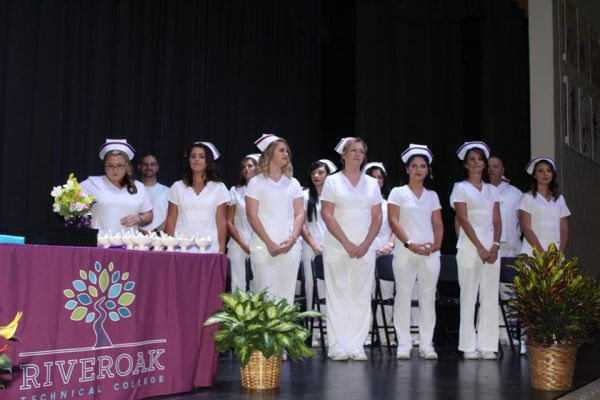 RIVEROAK Holds Practical Nursing Graduation