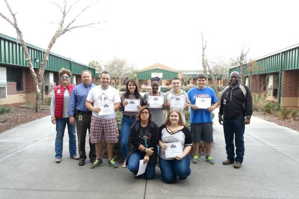 SHS Announces Students of the Month