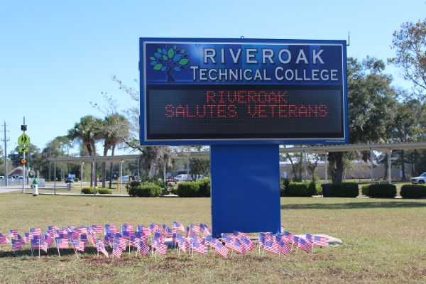 RIVEROAK Thanks Veterans