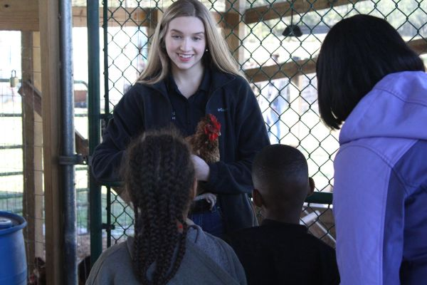Suwannee FFA Hosts Farm Day