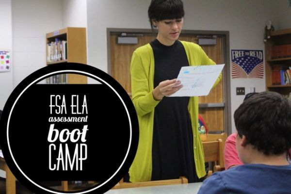 FSA/ELA Boot Camp Continues at SIS