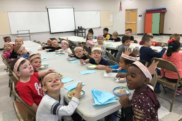 SPS Classrooms Earn Ice Cream Party