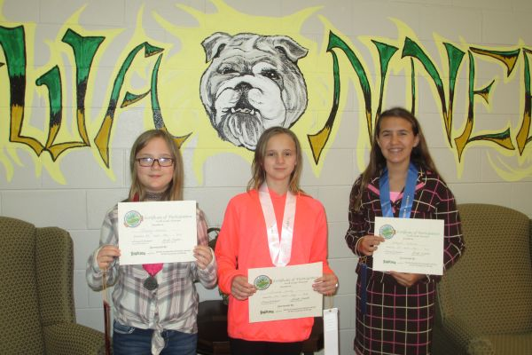 SMS Announces 4-H/Tropicana Public Speaking Contest Winners