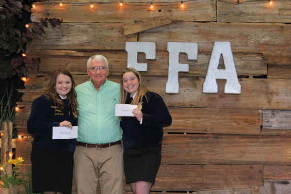 BHS Holds 82nd Annual FFA Banquet