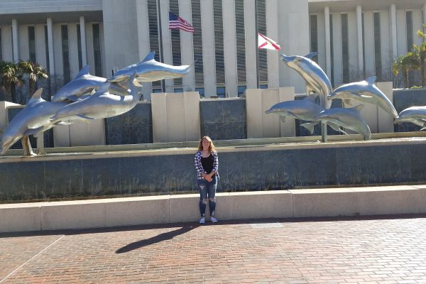 Local Student's Art Work on Display at State Capitol