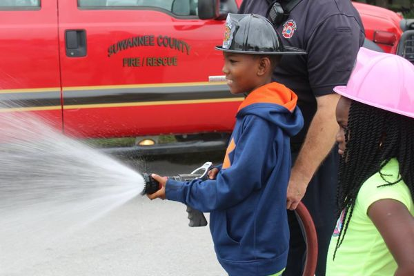 PAL/Title I Summer Program Cools off with the LOFD
