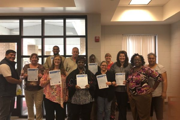 Youth Mental Health First Aid Graduates