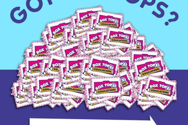 It's Box Tops time again!
