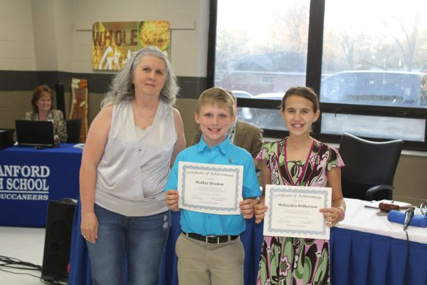 BES Students Receive Recognition for Musical Accomplishment