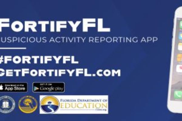 FortifyFL App Helping to Keep Schools Safe
