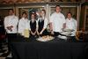 RIVEROAK Technical College students pose for a picture with their instructors Mona Kelley and Chef Jon Sinclair at Taste of Suwannee.