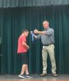 1st Place 4th Grade: Corey Osborn