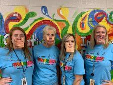 Some of Riverside's fabulous fifth grade teachers
