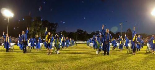 **Congratulations Vernon High School 2021 Graduates**