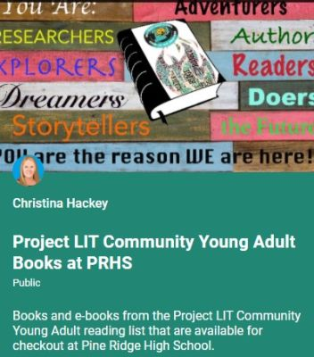 Project LIT Booklist