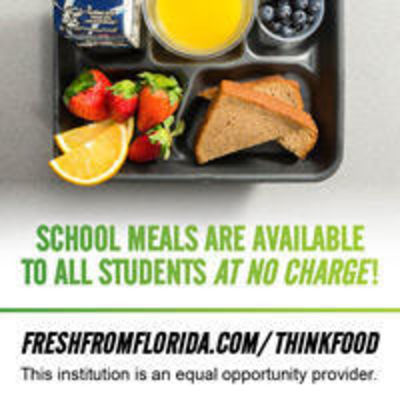 Fresh from Florida Community Eligibility Program
