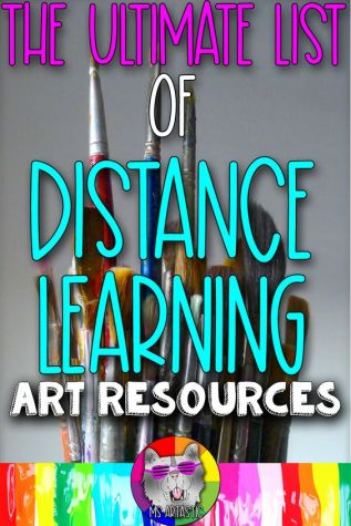 Ultimate list of art resources link