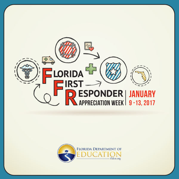 2017 Florida First Responder Appreciation Week