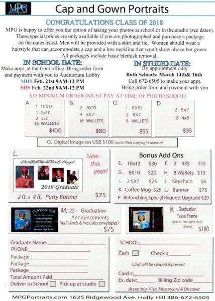 Senior cap & gown Pics! - News - Seabreeze High School