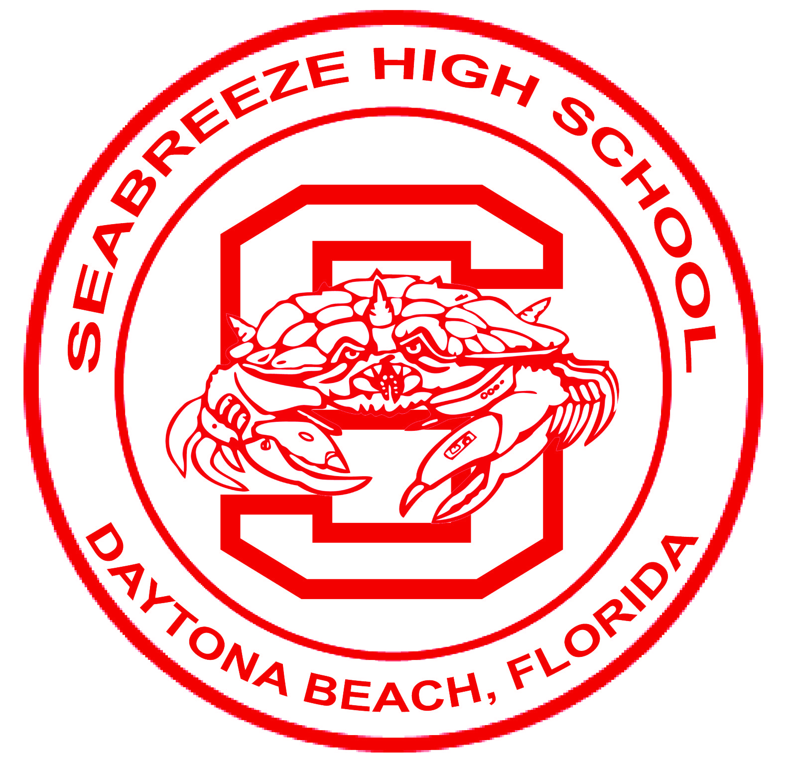 Seabreeze Circle Logo