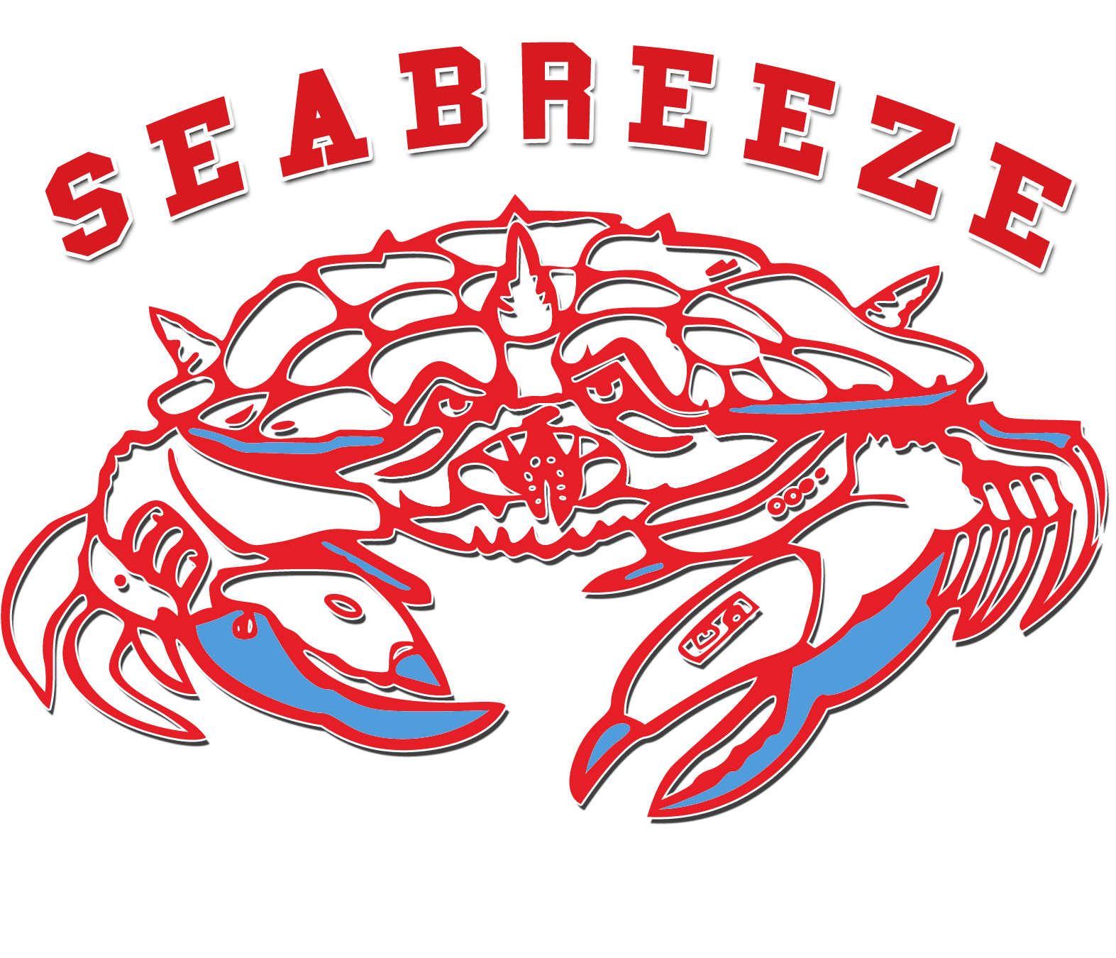 Red-Blue SEABREEZE sandcrab