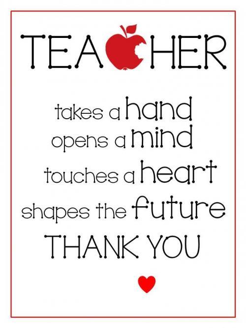 teacher appreciation week may 7 11 2018 news washington county