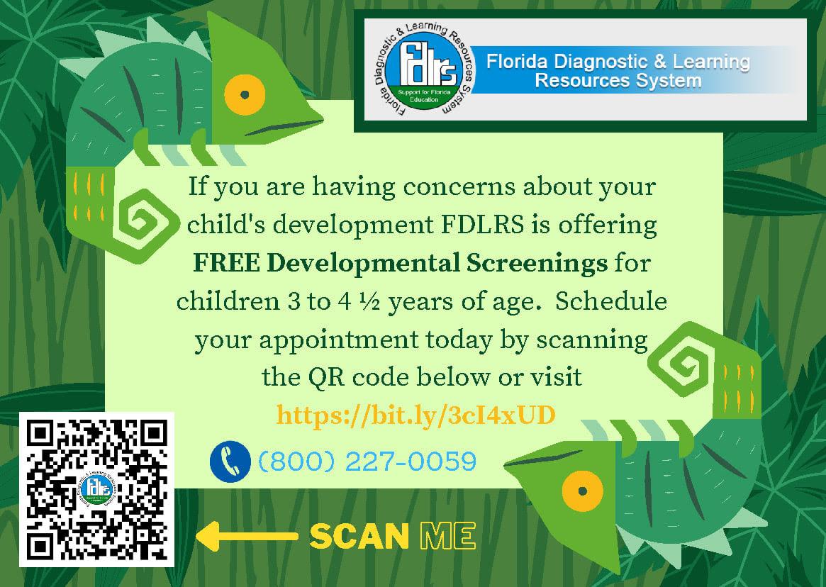 FDLRS Screenings