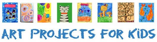 Art Projects for Kids link