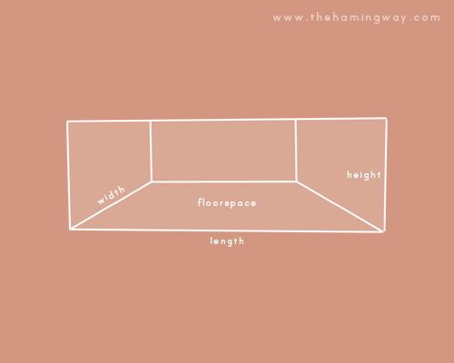 The Hamingway Enclosure Sizes