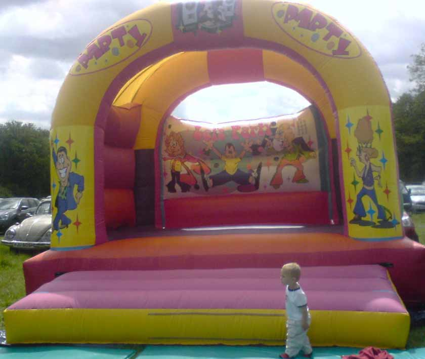4 Easy Facts About Adult Bouncy Castle Hire - Perth Described