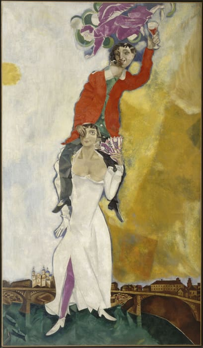Chagall, Lissitzky, Malevich: The Russian Avant-Garde in Vitebsk, 1918-1922 Opens at the Jewish Museum on September 14, 2018