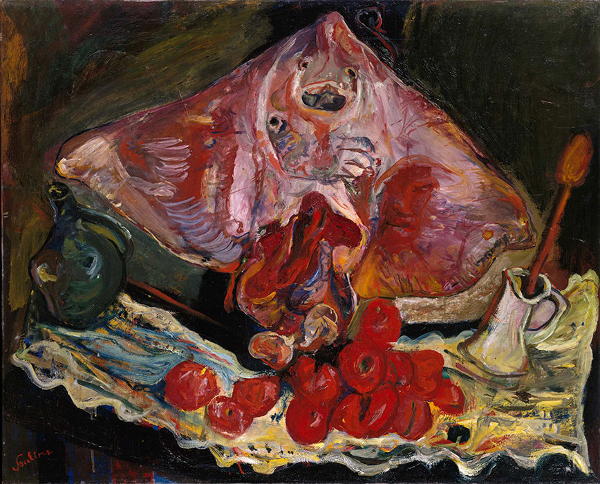 Chaim Soutine: Flesh