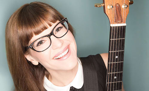 Platinum-Selling Musician Lisa Loeb Performs Two Concerts for Families at the Jewish Museum October 22