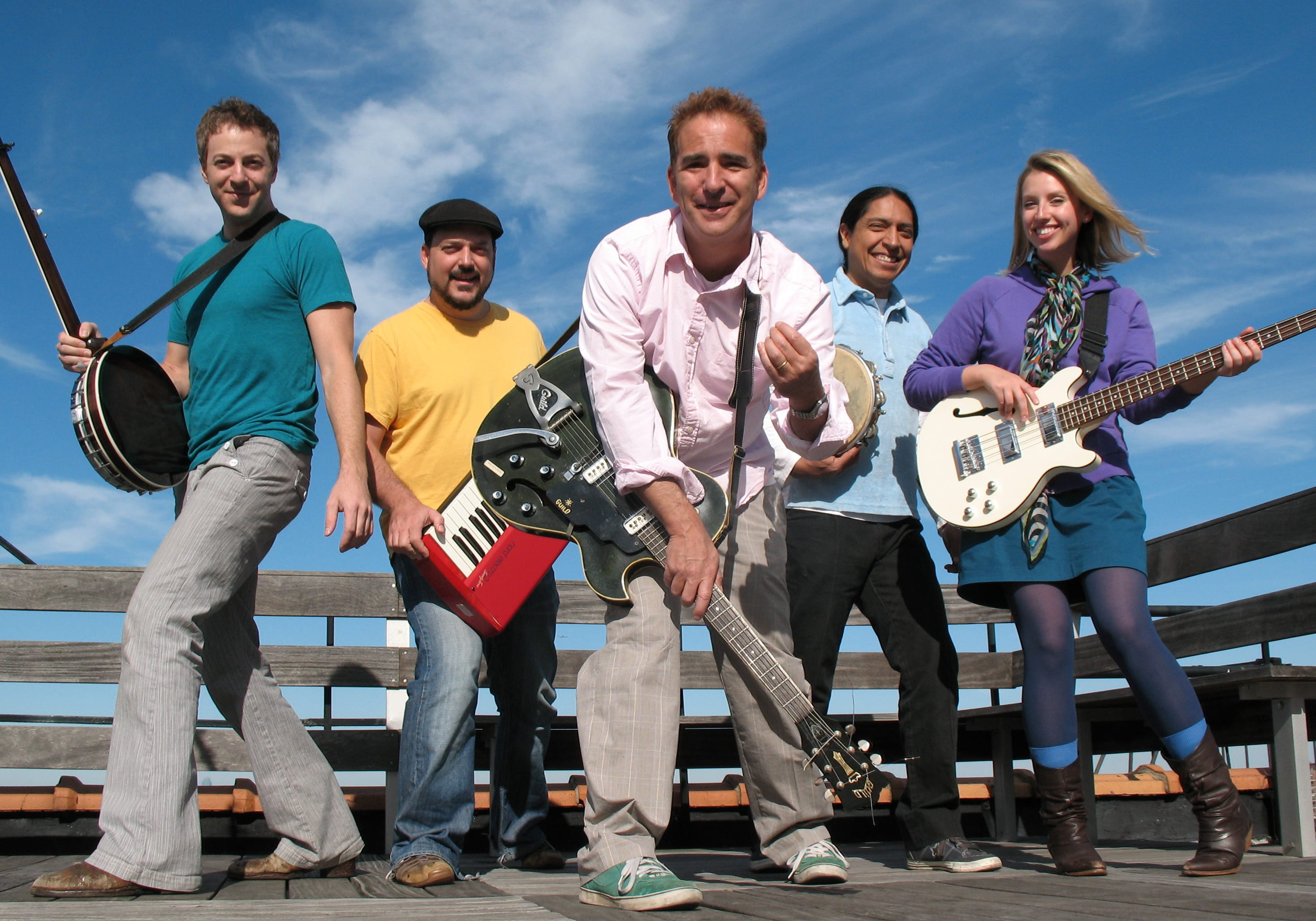David Weinstone and The Music for Aardvarks Band Perform Family Concert at the Jewish Museum Sunday, February 12