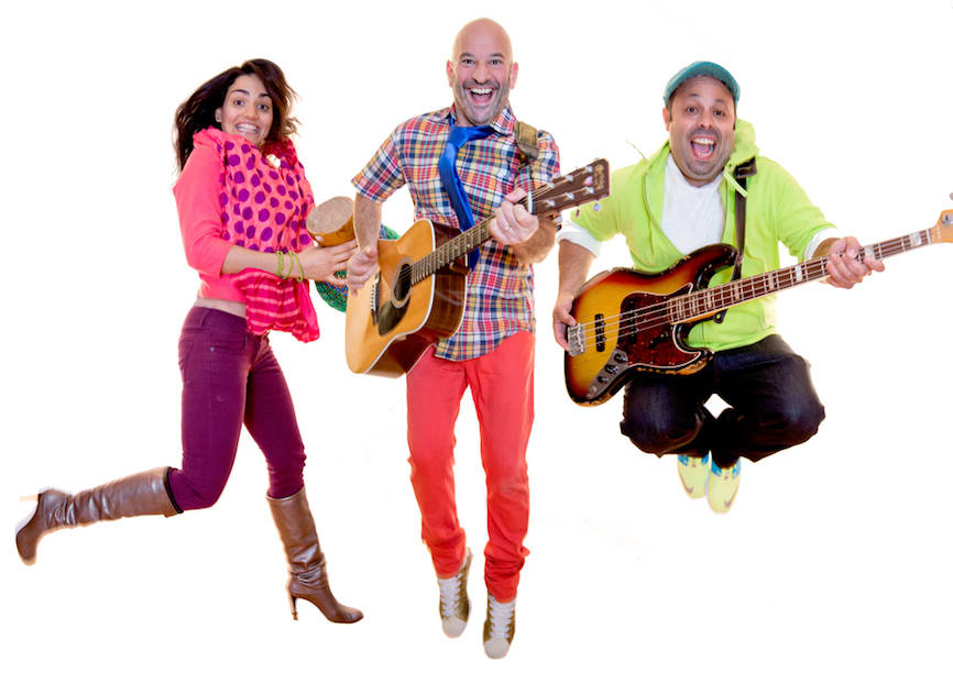 Hot Peas 'n Butter Perform Family Concert at the Jewish Museum January 29