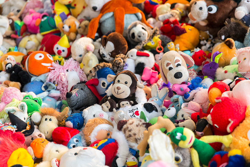 Artist Charlemagne Palestine to Create Installation of Hundreds of Teddy Bears and Other Plush Toys at The Jewish Museum