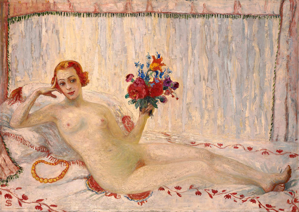 First Major U.S. Exhibition in Over 20 Years Devoted to Artist Florine Stettheimer Opens at the Jewish Museum on May 5, 2017