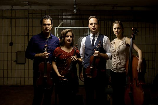 ** Program Change Announcement **<br/>The Jewish Museum and Bang on a Can Present Bang on a Can: Unorthodox<br/>The Mivos Quartet Plays Steve Reich
