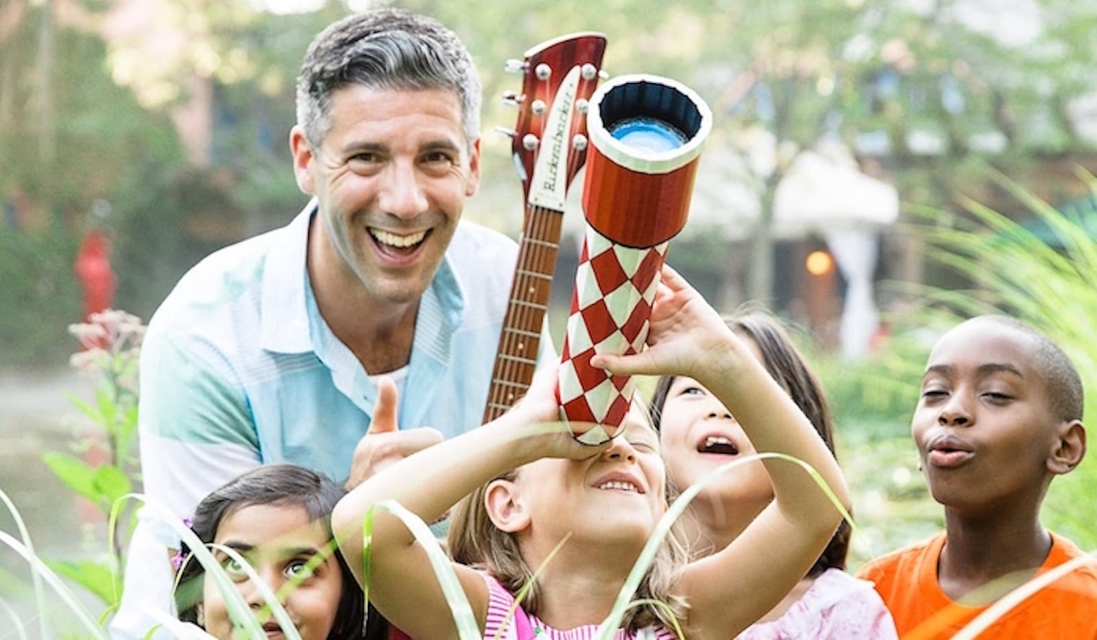 Alex & the Kaleidoscope Perform Family Concert at the Jewish Museum Sunday, November 20