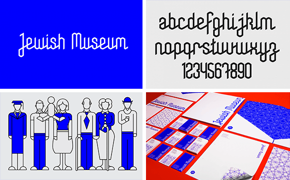 The Jewish Museum Announces New Graphic Identity and <br/>Website Designed by Sagmeister & Walsh