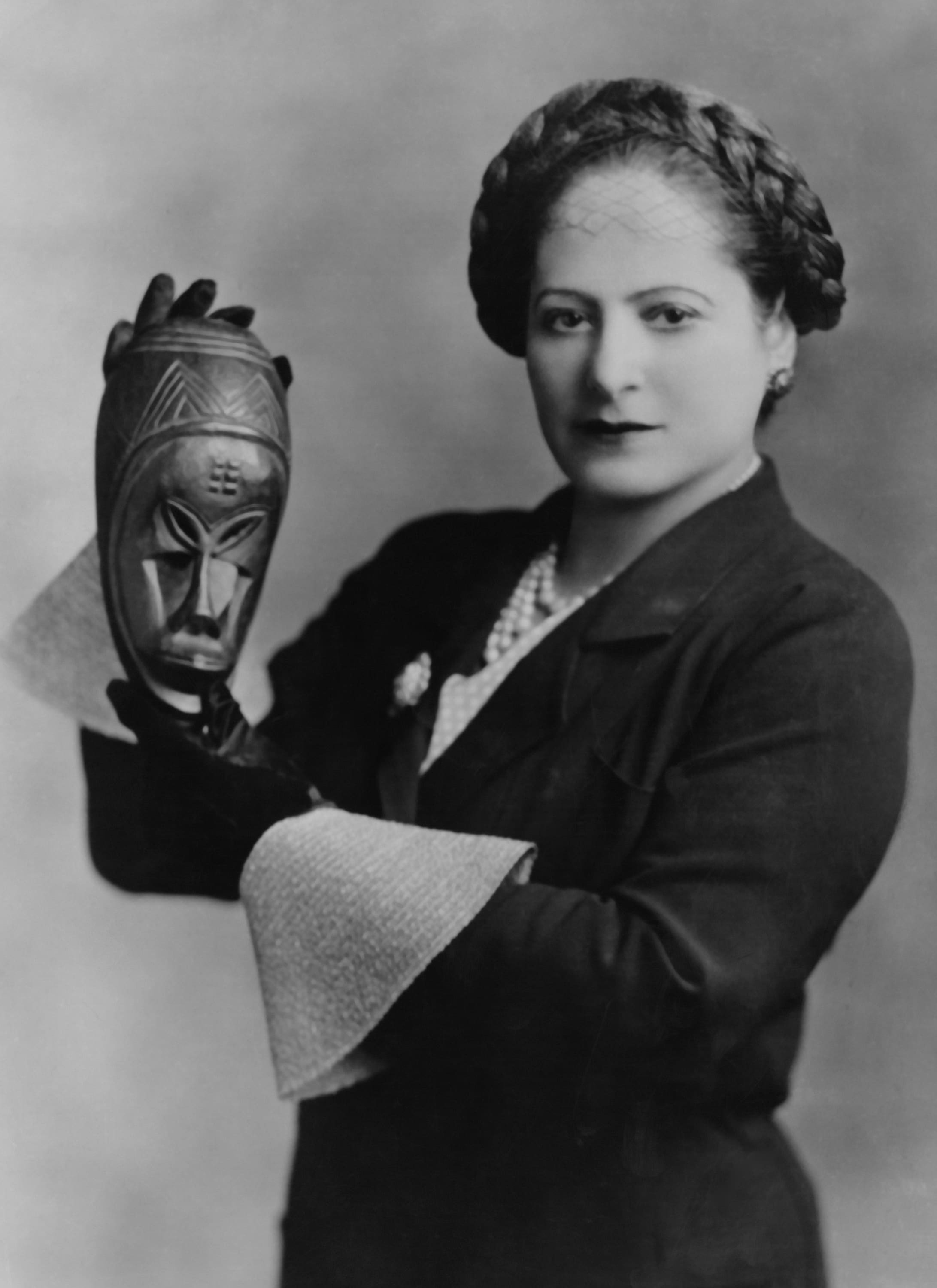 The Jewish Museum Presents <br /> <em>Helena Rubinstein: Beauty Is Power</em> <br/> October 31, 2014 – March 22, 2015