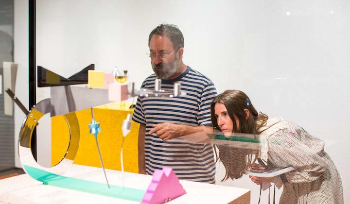 Curator Talks