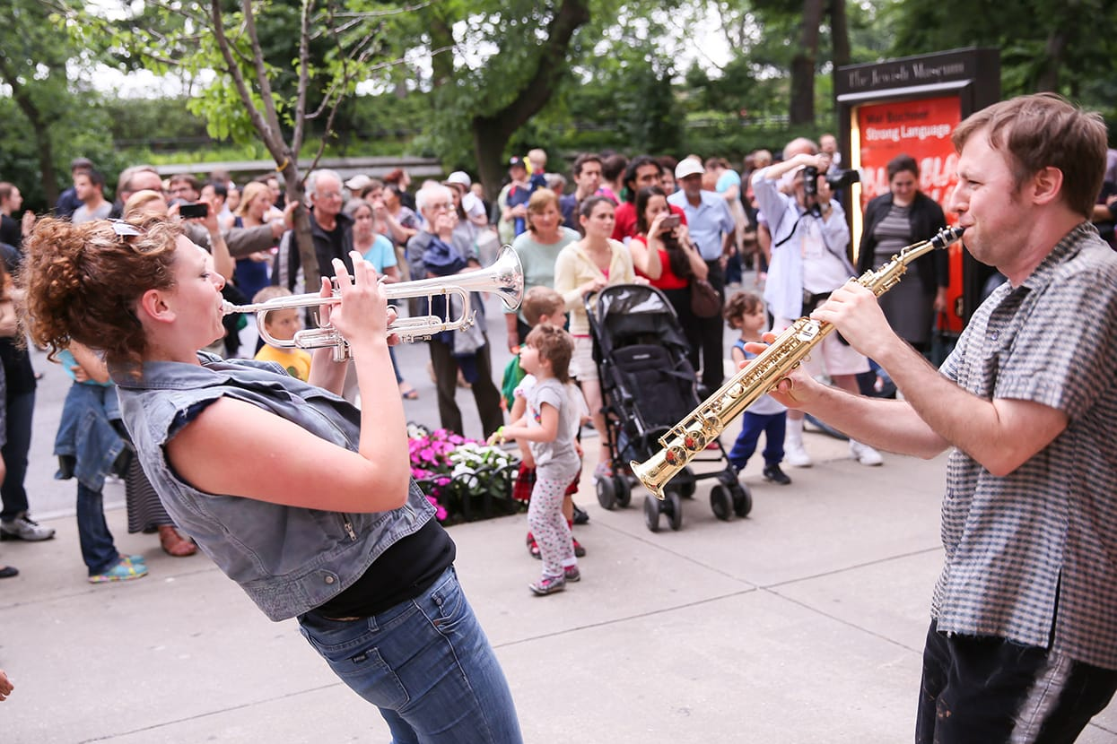 The 40th Annual Museum Mile Festival Tuesday, June 12, 2018 6 pm to 9 pm