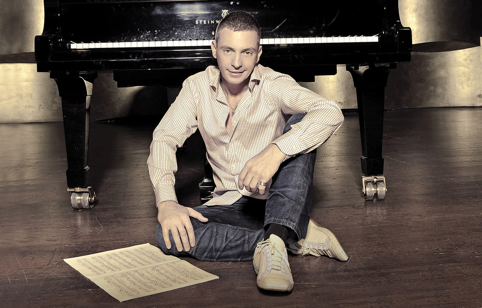 Acclaimed Israeli-American Pianist Daniel Gortler in Recital at the Jewish Museum May 24