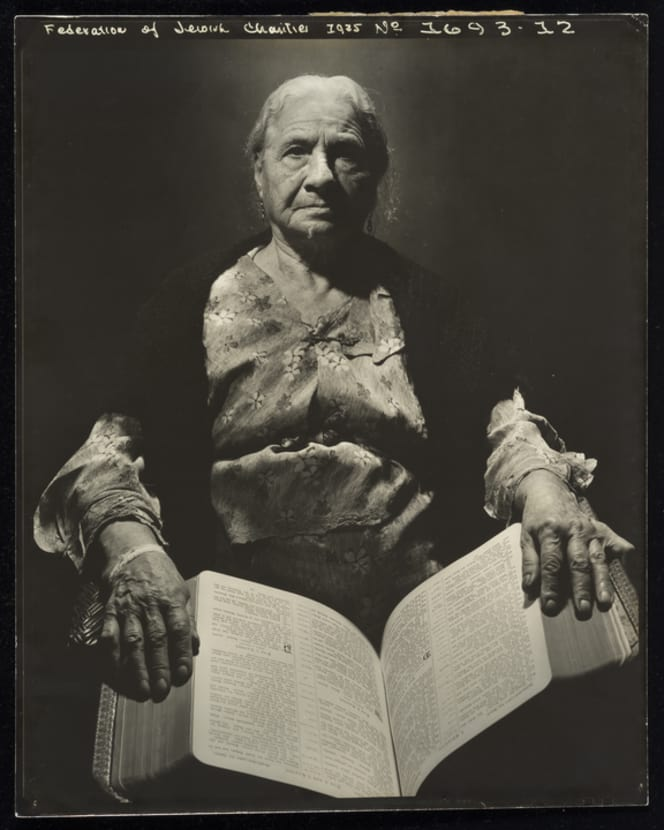 The Jewish Museum Collection Photograph The Matriarch